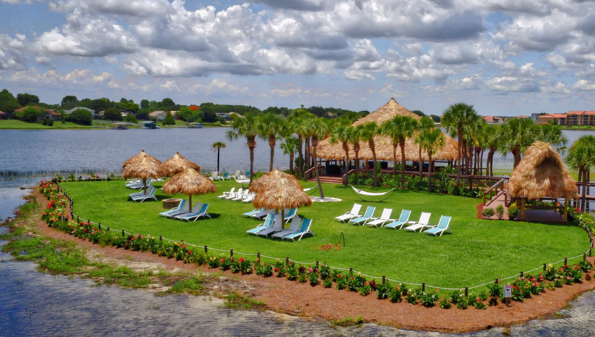 Beautiful Island Meeting Space at Our Orlando Florida Resorts | Westgate Lakes Resort & Spa