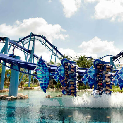SeaWorld: Single Day w/ All Day Dining Tickets