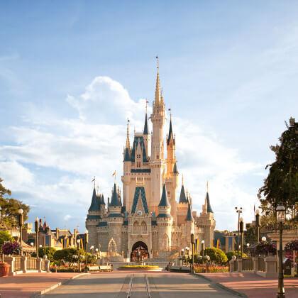 Walt Disney World: 1-Day Park Hopper Tickets Tickets