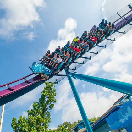 SeaWorld: Unlimited Visits Tickets