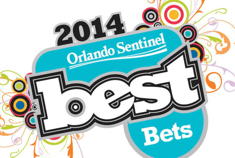 2014 Orlando Sentinel Best Bets | Westgate Lakes Resort & Spa | Westgate Resorts