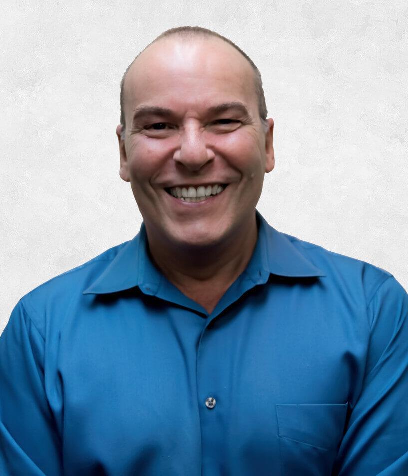 Mario DiBenedetto, Sales Director