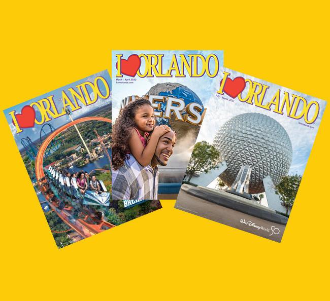 I Love Orlando Magazine