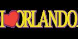 I Love Orlando Footer Logo