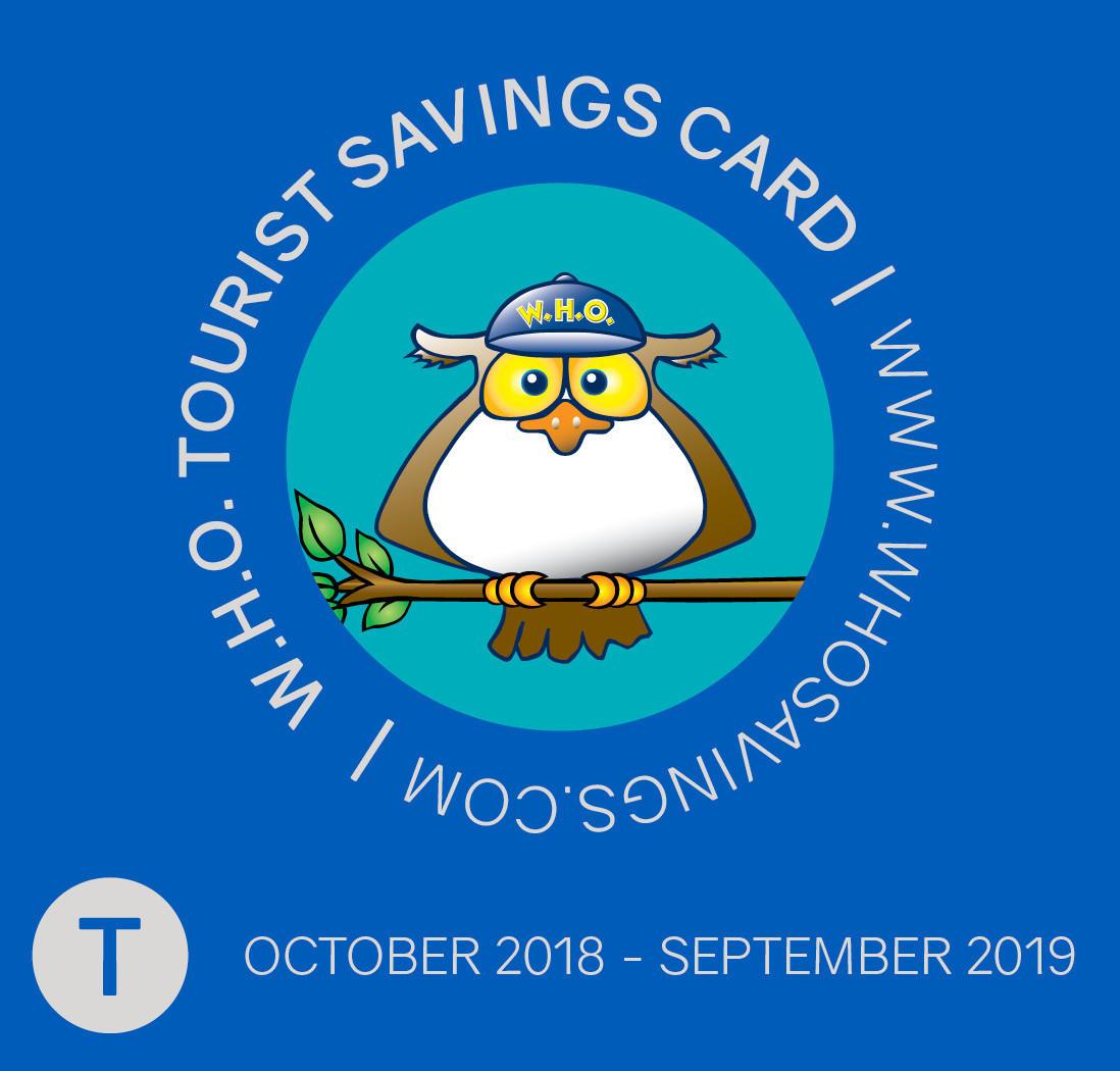 WHO Tourist Card
